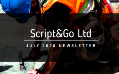 Script & Go July Newsletter